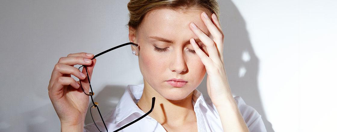 Dor de Cabeça pode Sinalizar Problema nos Olhos?