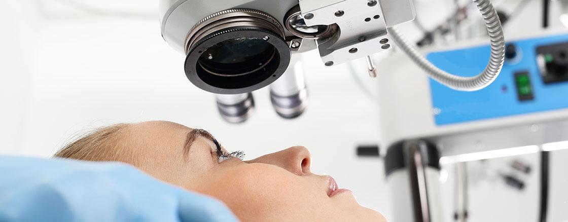 Como escolher um centro cirúrgico oftalmológico?